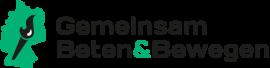 Gemeinsam Beten & Bewegen Logo