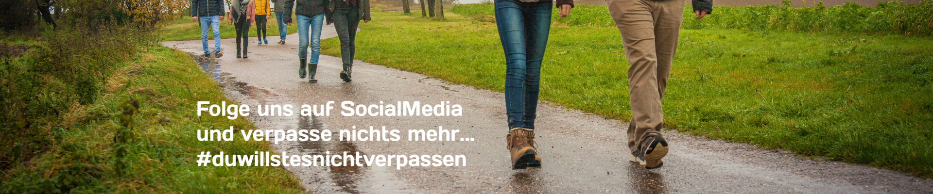Folge uns auf SocialMedia!