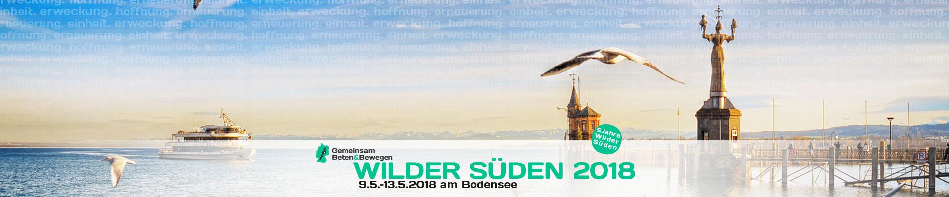 Wilder Süden 2018